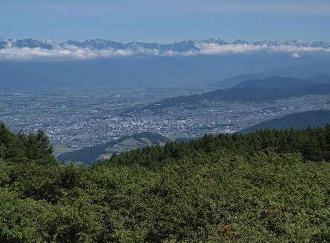 立山後立山連峰 5