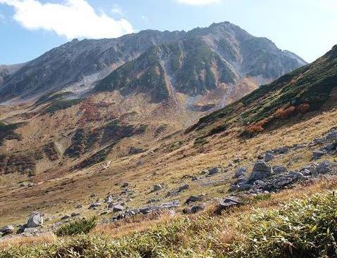 立山主峰 208