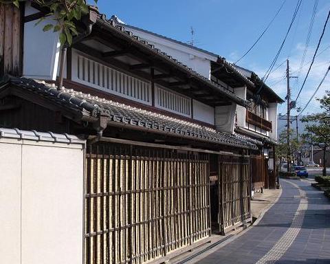 奈良町屋 001