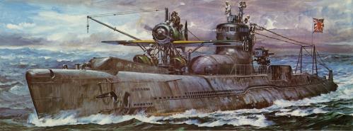 伊33と同型艦の伊19潜水艦2
