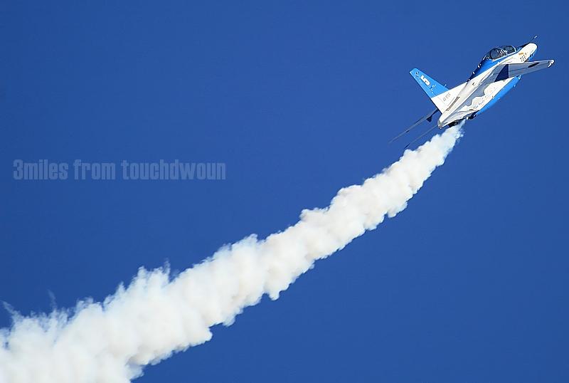 ブルーインパルス 入間基地航空祭2009