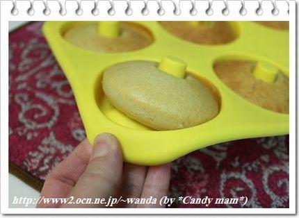 簡単手作りドーナツ