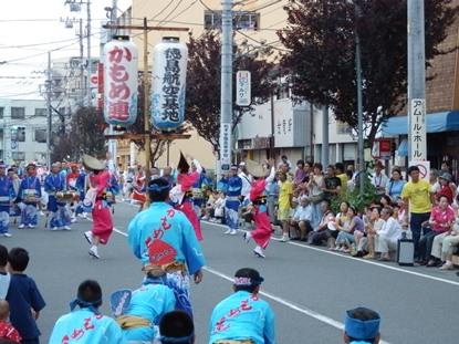 7/24 海上自衛隊徳島のかもめ連