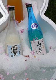 荒川祭り 酒
