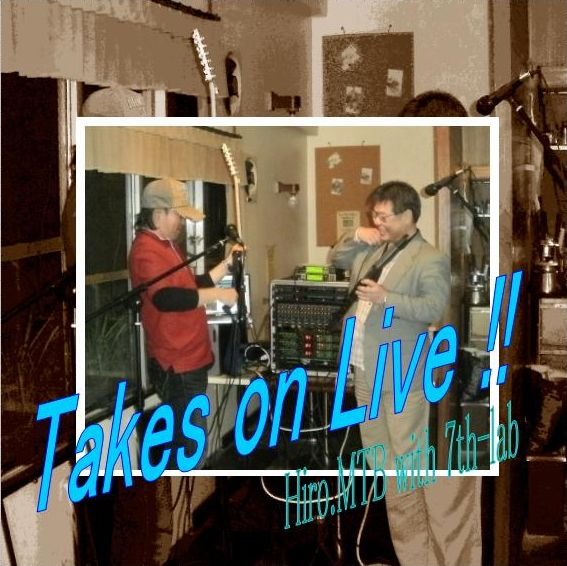 Takes on Live !!