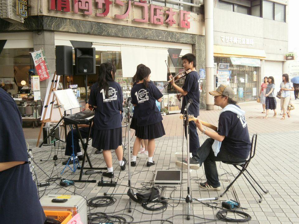 会縁隊Soundcheck