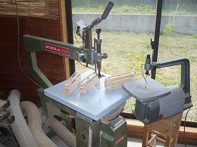 僕の木工ミシン
