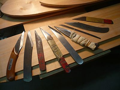 あのナイフが 欲しい