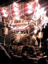 神戸 垂水 海神社のお神輿