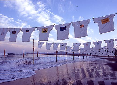 砂浜美術館