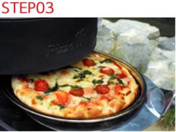携帯ピザ窯2