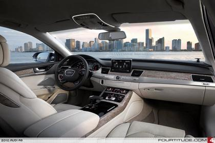 New A8