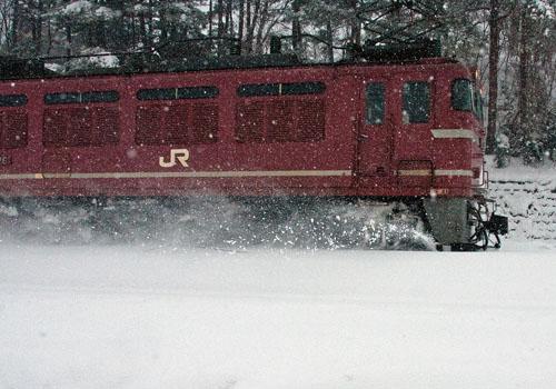 貨物機関車