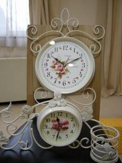 前々から欲しいと思いつつそのままだった時計、、、