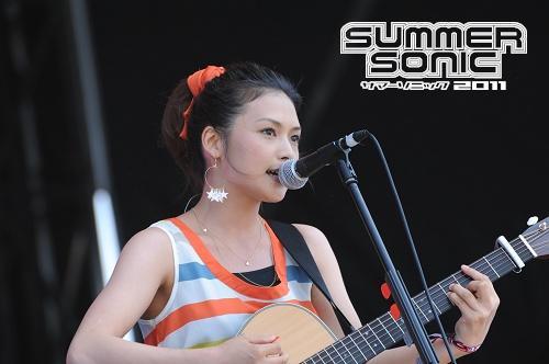 YUI 画像 summersonic 2011