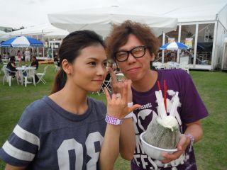 YUI 画像 lock'in japan 2011