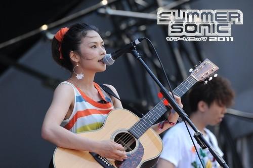 YUI 画像 summersonic 2011 2