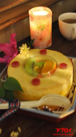 10周年特別ケーキ!