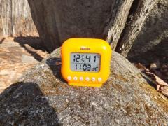 2011.12.07瑞牆温度&湿度