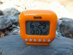 2011.12.28早川温度&湿度