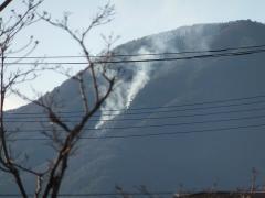 2012.1.30兜山山火事写真2