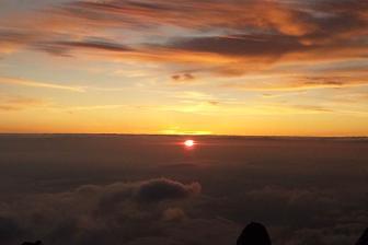2011富士山ご来光
