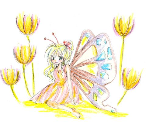 ちょうの妖精