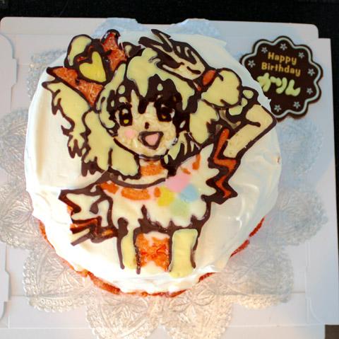 キュアパインケーキ