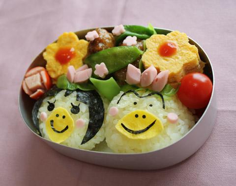 はながっぱ弁当naname