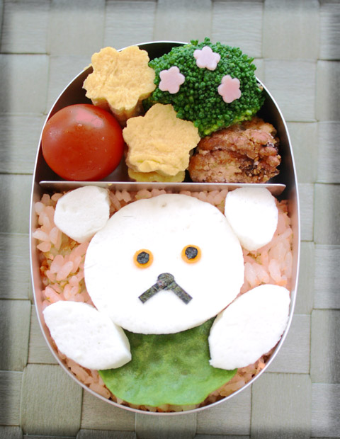 こぐまちゃん弁当