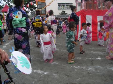 七夕祭り踊り