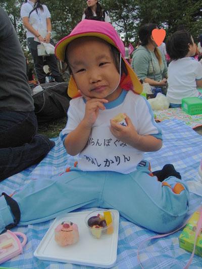いもほりお弁当3