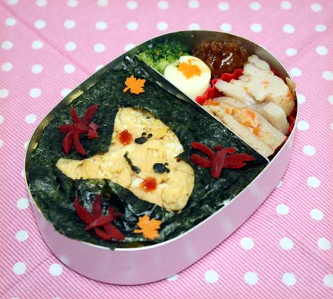 銀杏ちゃん弁当2