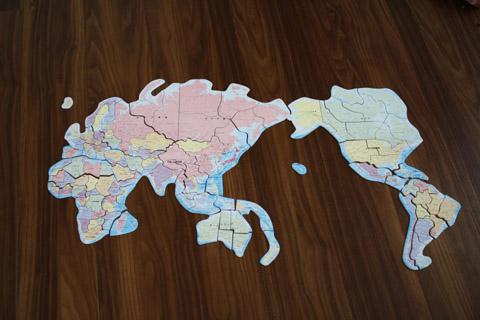 完成世界パズル