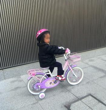自転車乗れた2
