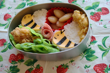 ミツバチ弁当