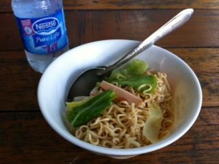 タイ 学食