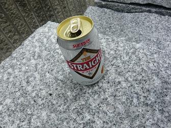 ビールと資材