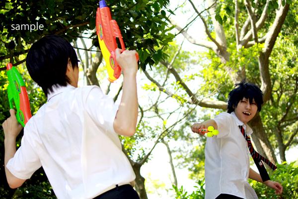 ブログ水鉄砲2