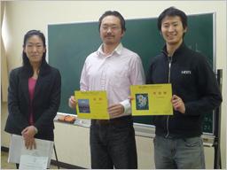 日本語入賞者