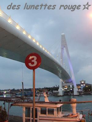 夜景①:漁人碼頭