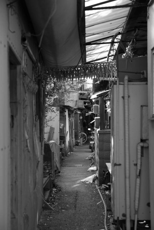 oshima 路地