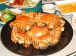王宝和で上海蟹!おいしいですよ(*^_^*)