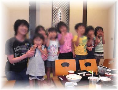 リトミック同窓会20100726