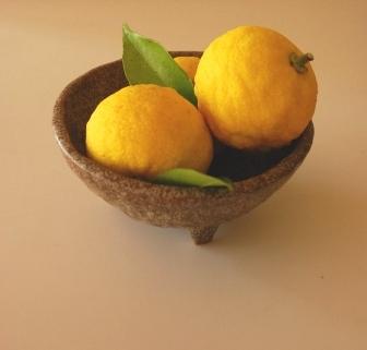 小さい柚子1