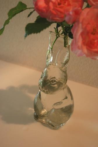うめ花瓶・斜め四十五度