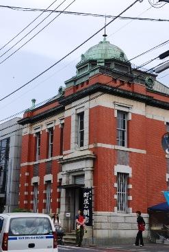 201006赤煉瓦の銀行