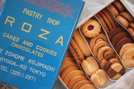 ローザ洋菓子店・クッキー