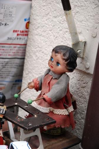 2010神楽坂の木琴プレイヤー