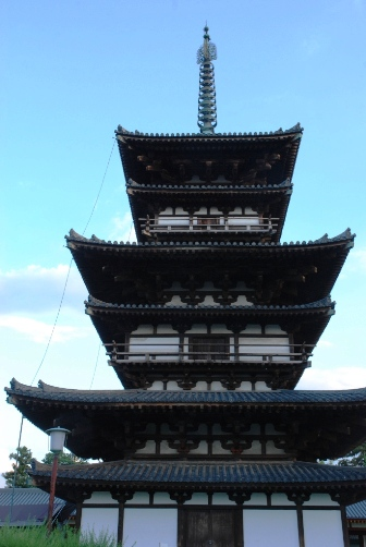 2010薬師寺東塔